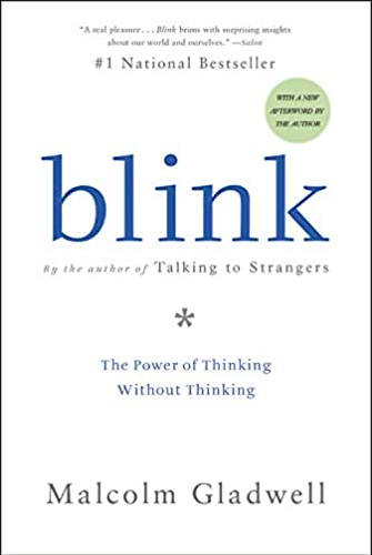 Malcolm Gladwell's Book Blink