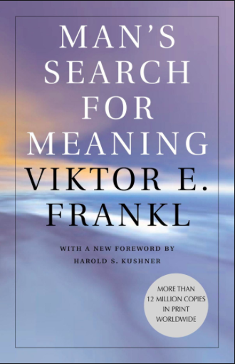5 books to read in 2021 - man's search for meaning